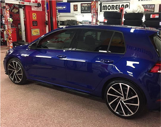 we pride ourselves on being one of the most professional window tinting and protective film providers in the Ottawa